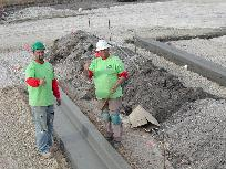 Construction Site - Contact our contractors in Bountiful, Utah, for all your concrete and excavation needs!